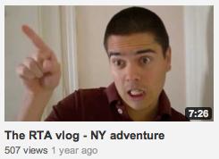 Mi primer vlog